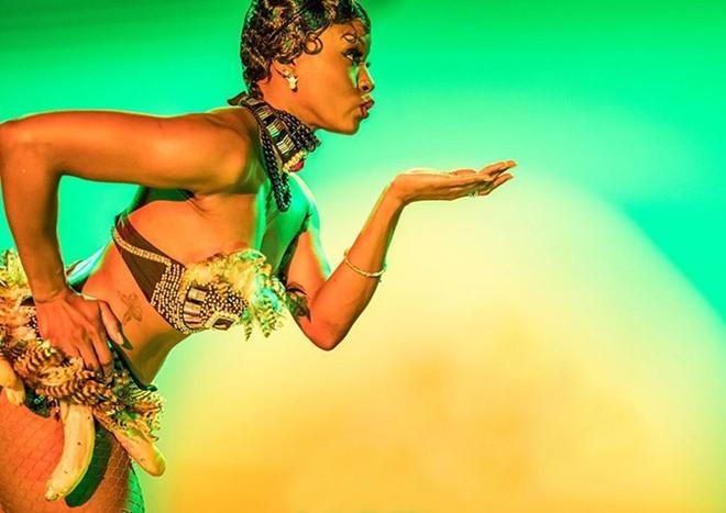 Tymisha Harris in'Josephine' - PHOTO VIA THE CENTER/TWITTER