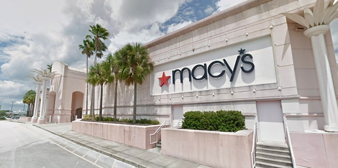 Macy's at Seminole Town Center - IMAGE VIA GOOGLE MAPS