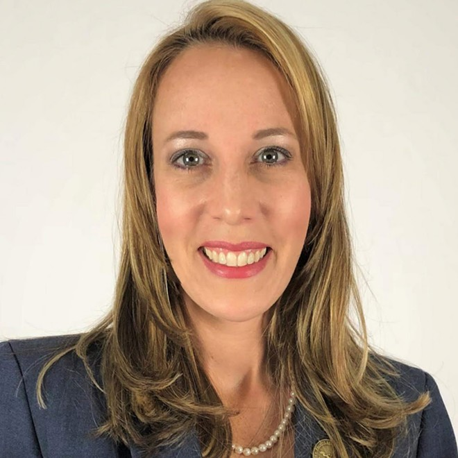 UCF Associate Lecturer Dr. Irene Pons - PHOTO VIA DR. IRENE PONS/UCF