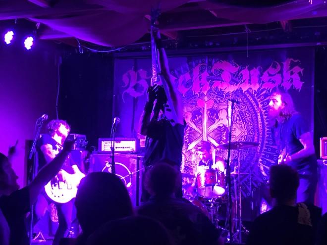 Black Tusk at Will's Pub - BAO LE-HUU