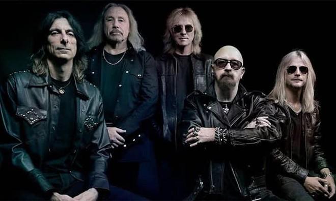 Judas Priest - PHOTO COURTESY JUDAS PRIEST/FACEBOOK