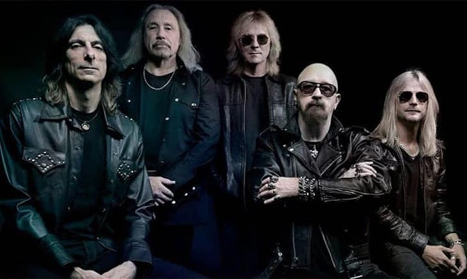 Judas Priest - PHOTO COURTESY JUDAS PRIEST/FACEBOOK