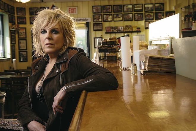 Lucinda Williams - PHOTO BY DAVID MCCLISTER