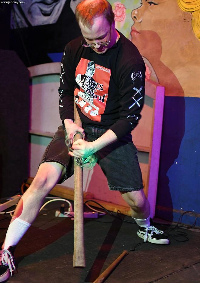 Gluck Gluck at Orlando Pre-INC Show - JEN CRAY