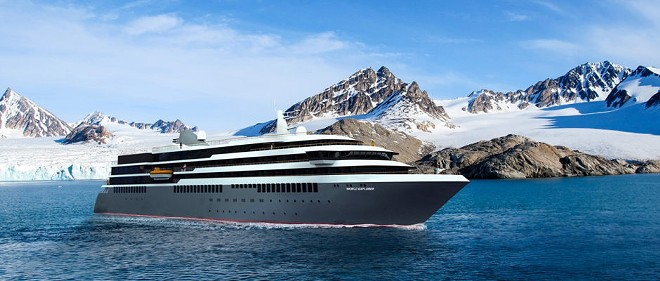 Mystic Cruises' World Explorer - IMAGE VIA MYSTIC CRUISES