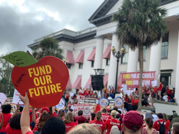 PHOTO VIA CENTRAL FLORIDA JOBS WITH JUSTICE