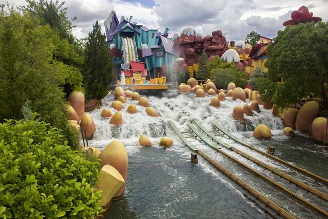 Universal Studios Islands of Adventure - PHOTO VIA ADOBE STOCK