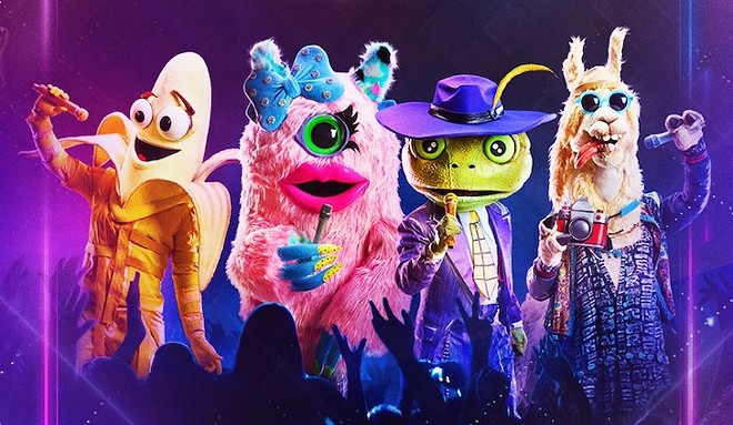 PHOTO COURTESY THE MASKED SINGER/FACEBOOK