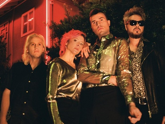 Neon Trees headlines the Downtown Food & Wine Fest Feb. 22-23, 2020 - PHOTO COURTESY OF THE ARTIST