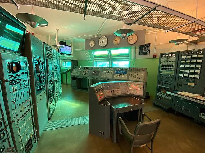 Launch Complex 26 - IMAGE VIA KENNEDY SPACE CENTER VISITORS COMPLEX