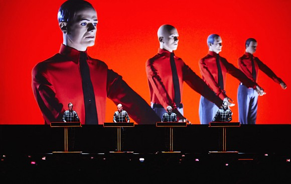 PHOTO COURTESY KRAFTWERK/FACEBOOK