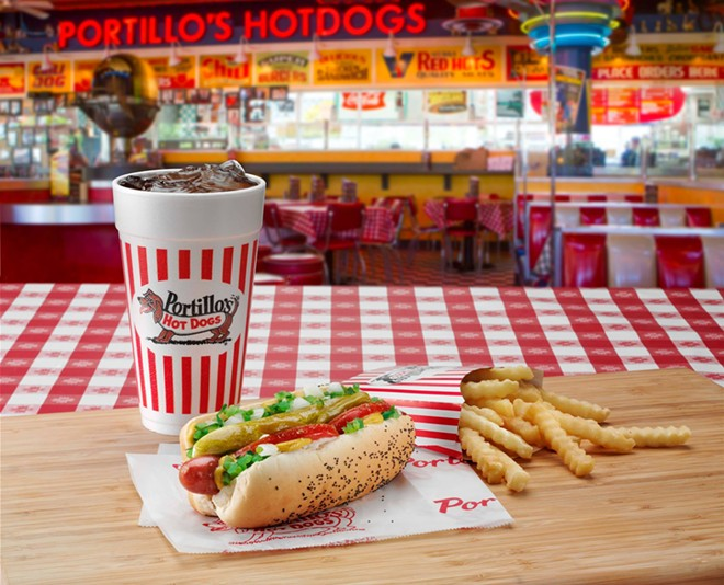 PORTILLO'S VIA FACEBOOK