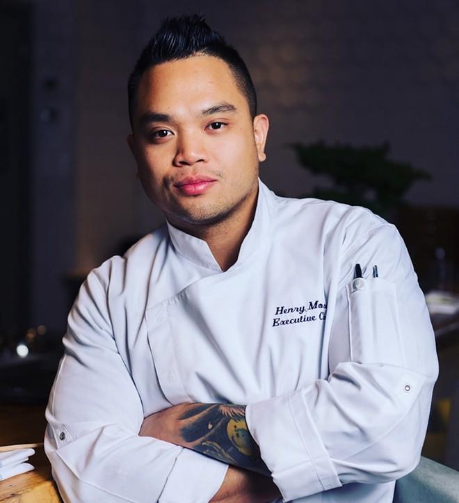 Kabooki Sushi chef/owner Henry Moso - PHOTO VIA KABOOKI SUSHI