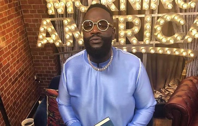Rick Ross - PHOTO COURTESY RICK ROSS/FACEBOOK