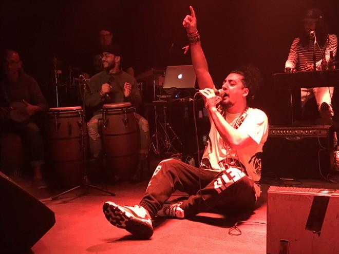 Niko Is at Soundbar - PHOTO BY BAO LE-HUU