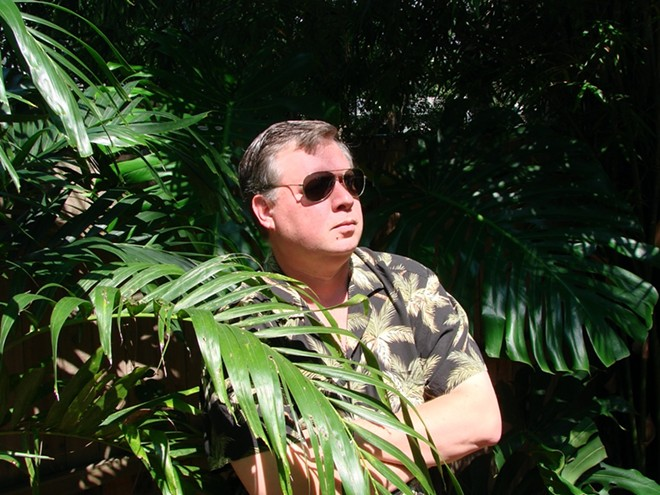 Tim Dorsey - PHOTO VIA TIM DORSEY