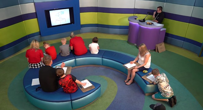 Magic Kingdom park classes teach kids how to draw characters, usually in person - SCREENSHOT VIA DISNEY PARKS/YOUTUBE