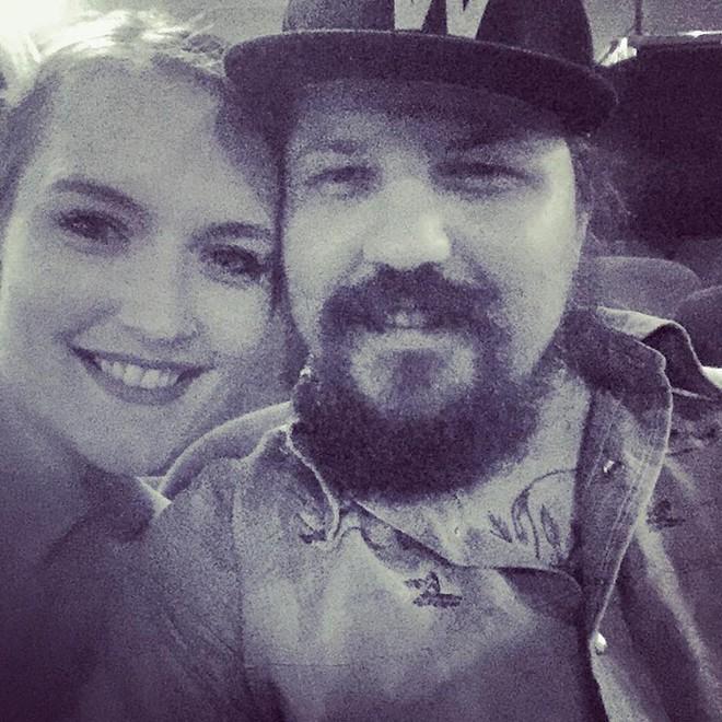 Hannah and Thomas Wynn - PHOTO VIA
