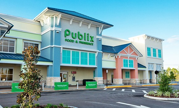 Publix in Daytona Beach - PHOTO VIA PUBLIX/FACEBOOK