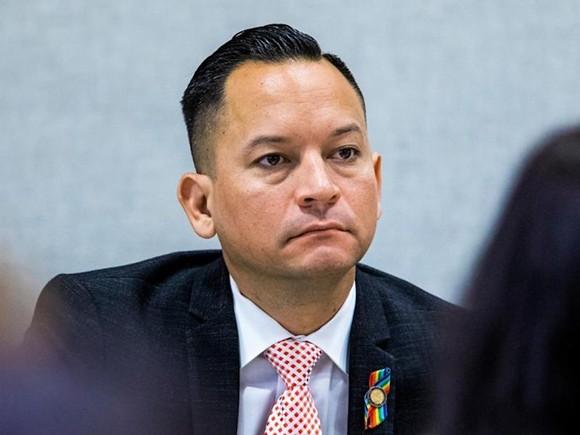 State Rep. Carlos Guillermo Smith, D-Orlando - PHOTO VIA NEWS SERVICE OF FLORIDA