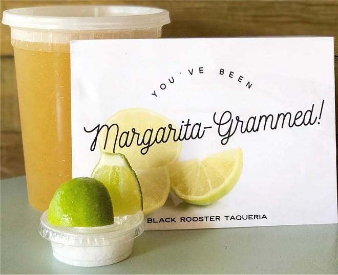 Margarita-Gram - BLACK ROOSTER TAQUERIA