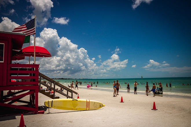 Siesta Key, Florida - PHOTO VIA ADOBE STOCK