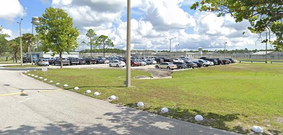Tomoka Correctional Institution near Daytona Beach - IMAGE VIA GOOGLE MAPS