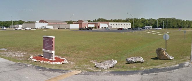 Federal Correctional Institute Coleman - IMAGE VIA GOOGLE MAPS