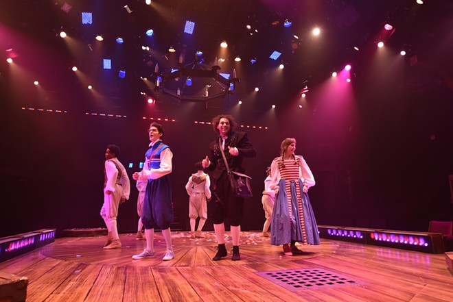 'Showtime With Shakespeare: A Magic Tree House Adventure' - PHOTO COURTESY ORLANDO SHAKES