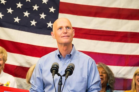 PHOTO VIA RICK SCOTT/FACEBOOK
