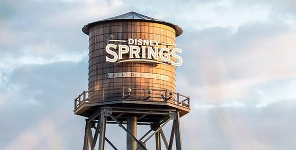 Disney Springs, junto con otras atracciones de Florida, habían cerrado debido a la pandemia de coronavirus