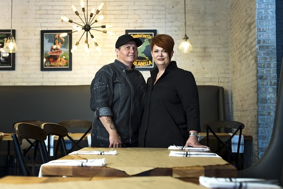 Va and Trina Gregory-Propst - ROB BARTLETT