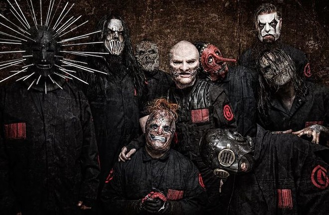 PHOTO COURTESY SLIPKNOT/FACEBOOK