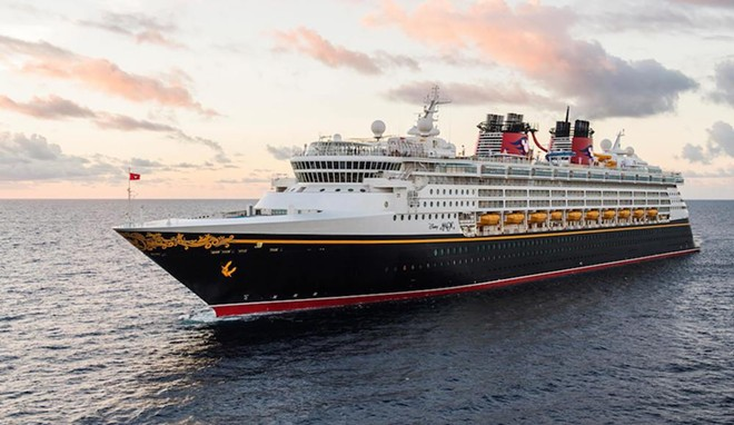 PHOTO VIA DISNEY CRUISE LINE/FACEBOOK