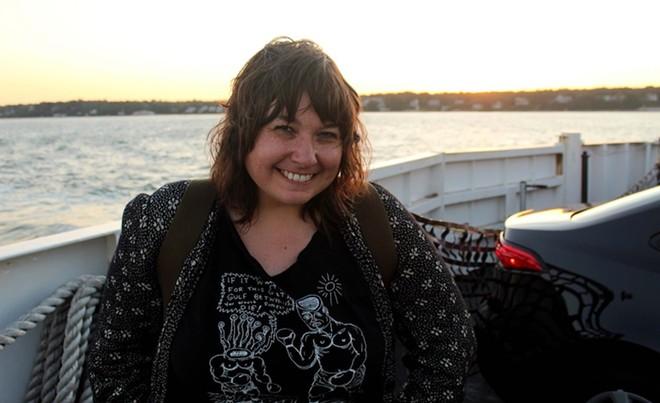 Ashley Belanger - PHOTO VIA ASHLEYEDITS.COM