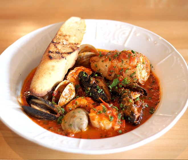 Cioppino - SUE CHIN