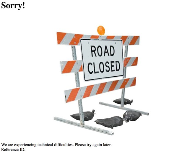 Former Sanford Mayor Jeff Triplett's webpage on the city's website - SCREENSHOT VIA CITY OF SANFORD