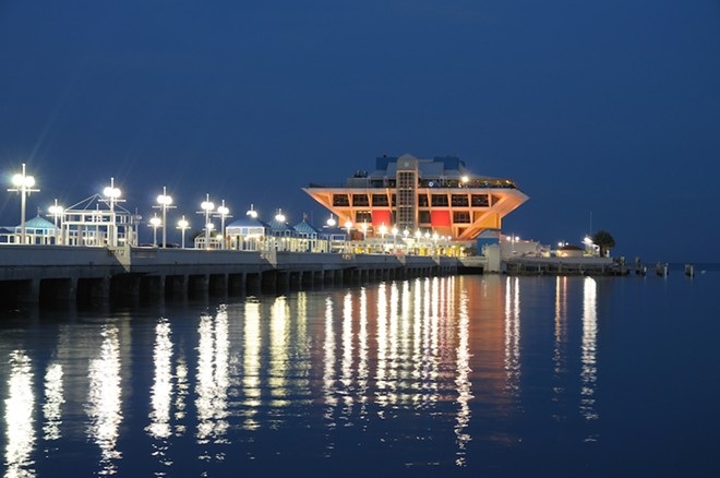 The St. Pete Pier - PHOTO VIA ADOBE STOCK