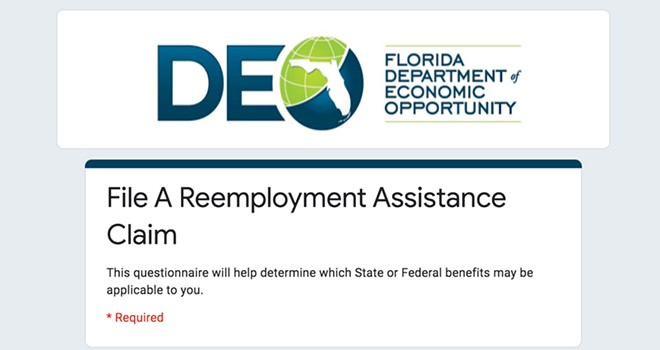 SCREENSHOT VIA FLORIDA DEO