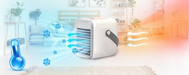IMAGE VIA BLAUX PORTABLE AIR CONDITIONER