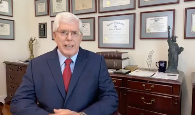 Mat Staver - SCREENSHOT VIA LIBERTY COUNSEL/FACEBOOK