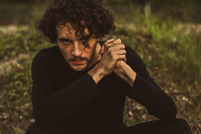 Max Kely (Dionysus) - PHOTO BY ASHLEIGH ANN GARDNER