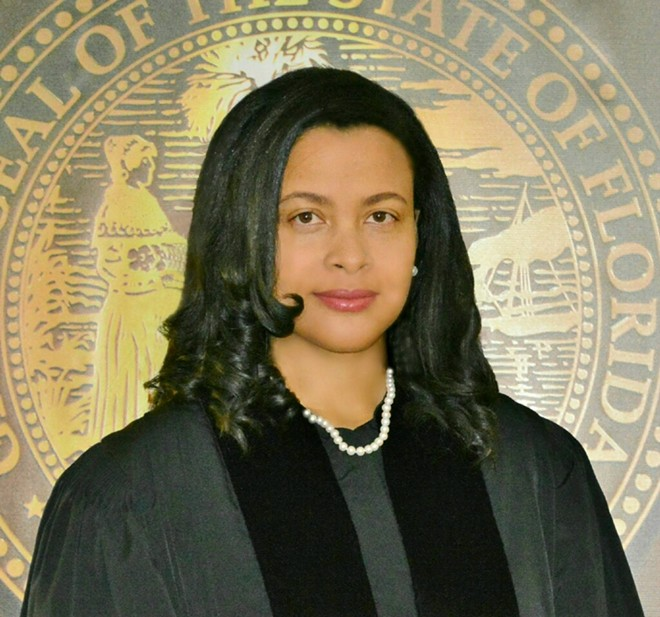 Palm Beach County Circuit Judge Renatha Francis - PHOTO VIA WIKIMEDIA COMMONS