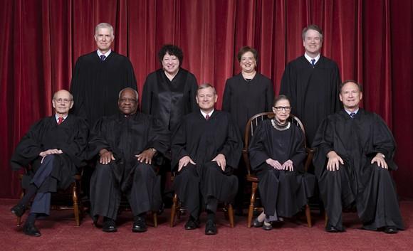 PHOTO VIA U.S. SUPREME COURT/WIKIMEDIA COMMONS