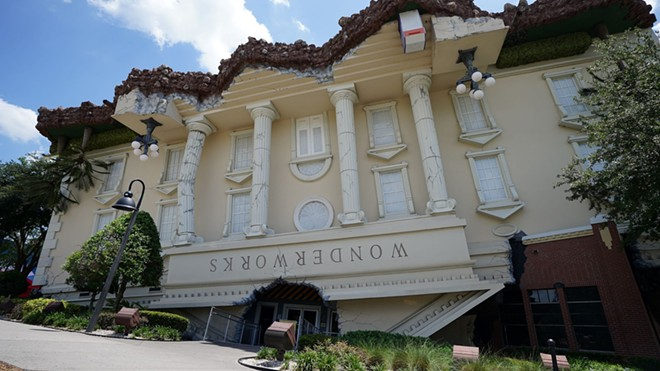 WonderWorks on International Drive in Orlando - IMAGE VIA WONDERWORKS ORLANDO | FACEBOOK