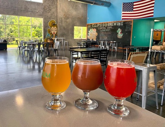 Orlando's Ellipsis Brewing in May - PHOTO VIA ELLIPSIS BREWING/FACEBOOK