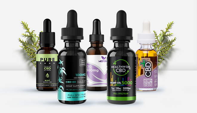 Cities Where You Can Buy CBD Oil ...