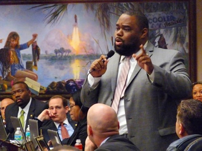 New Florida Majority political director Dwight Bullard, when he was a state representative - PHOTO VIA NEWS SERVICE FLORIDA