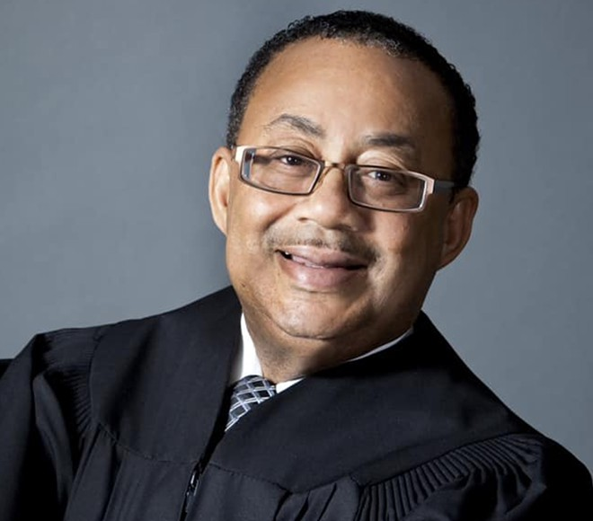 Belvin Perry Jr., a former prosecutor and the 9th Circuit's former chief judge - PHOTO COURTESY BELVIN PERRY JR. CAMPAIGN