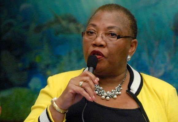 State Sen. Geraldine Thompson, D-Windermere, opposed the appointment. - PHOTO VIA NEWS SERVICE OF FLORIDA